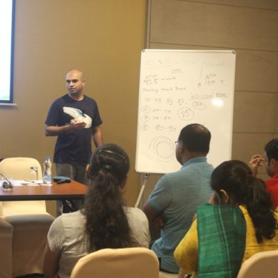 Workshop on Lifestyle Modification & Stress Management